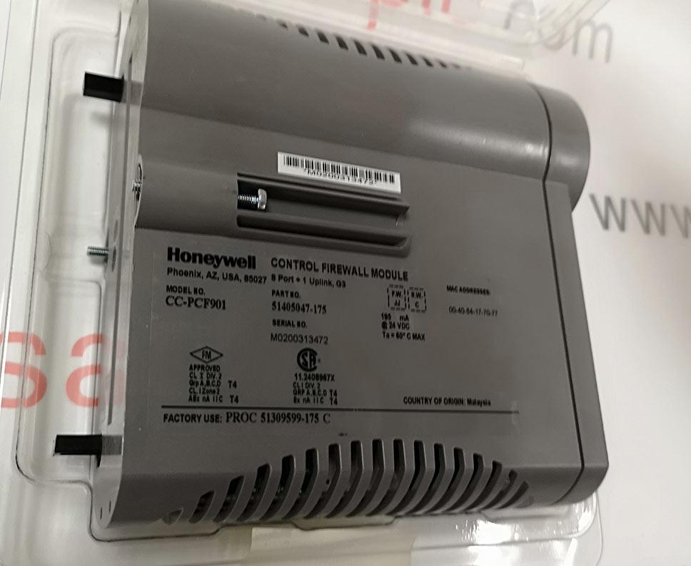 HONEYWELL CC-PCF901 51405047-175