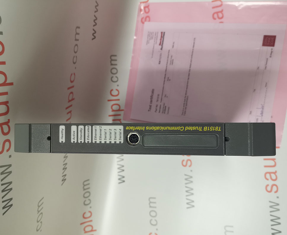Ics Triplex T8151B Communications Interface Module