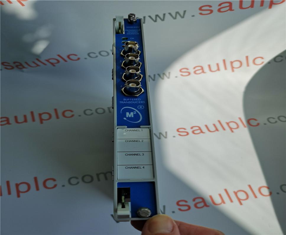 Bently Nevada 3500/42M Proximitor/Seismic PWA 176449-02V Monitor NEW