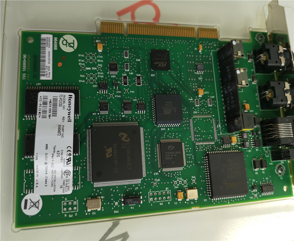 HONEYWELL TC-PCIC02 Module