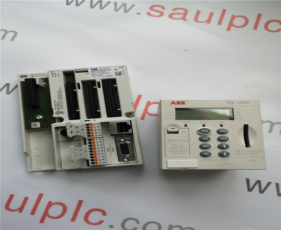 ABB PM783F 3BDH000364R0002 Module