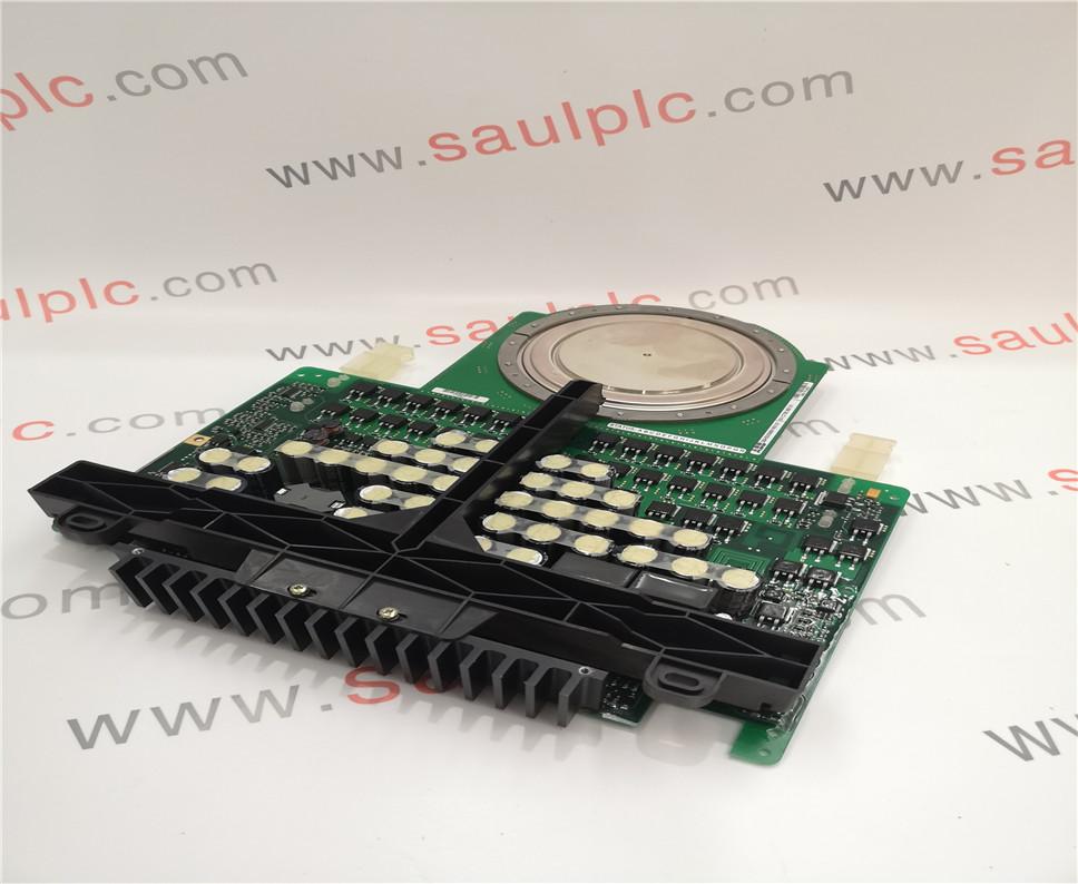 ABB 3BHE009681R0101 GVC750BE101 3BHB013085R0001 5SHY3545L0009 Module