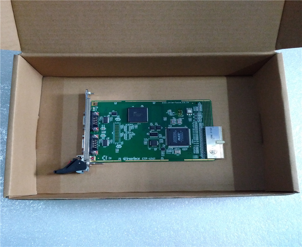 INTERFACE CPT-4141 Module