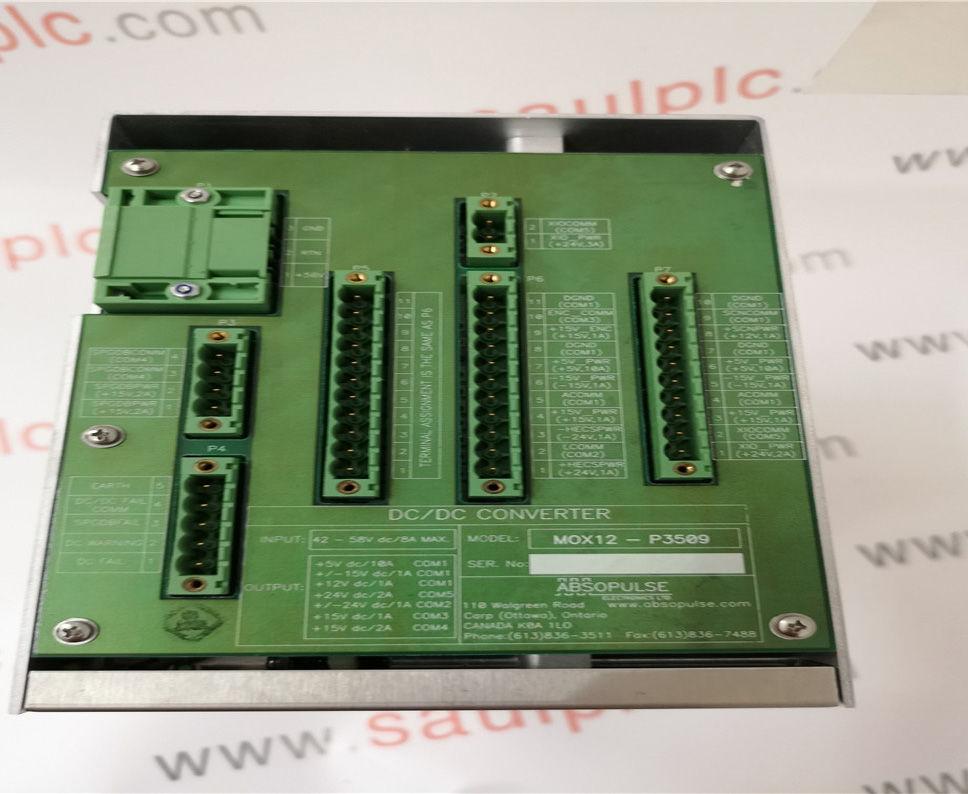 ABB AI820 Module