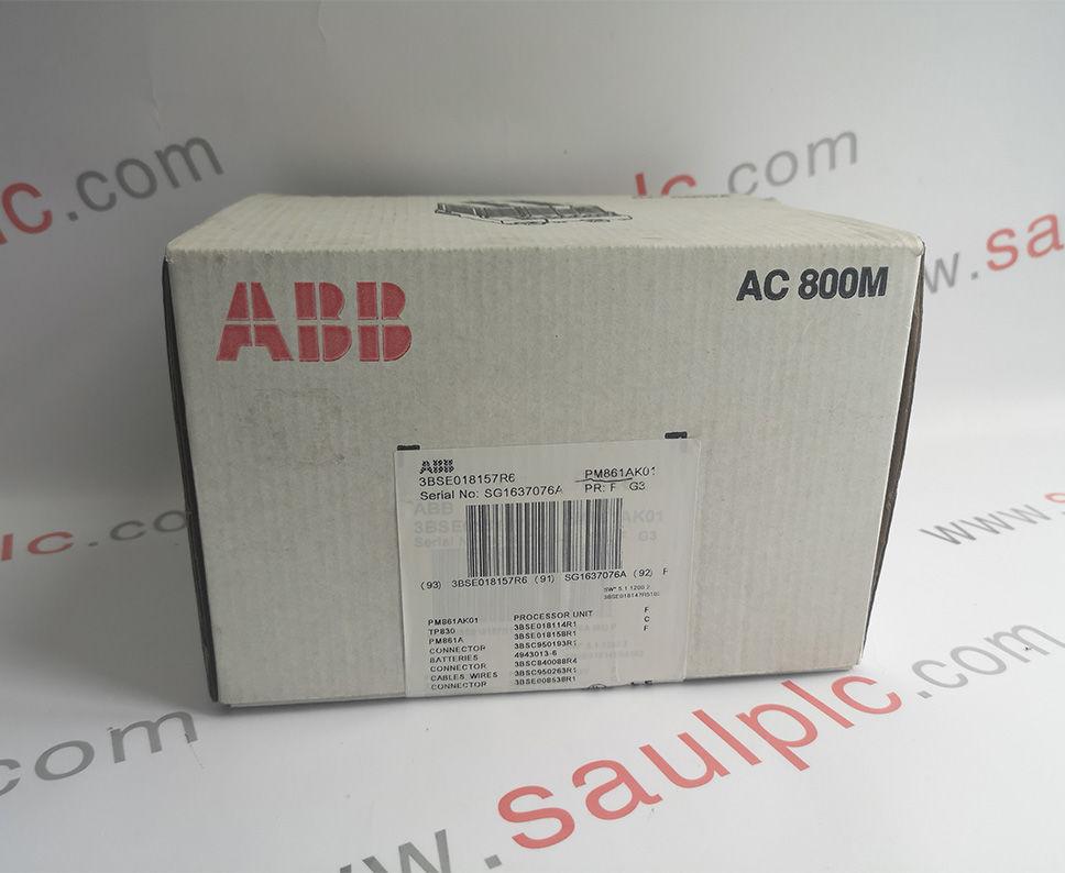 ABB 3BSE018157R6 PM861AK01 Module