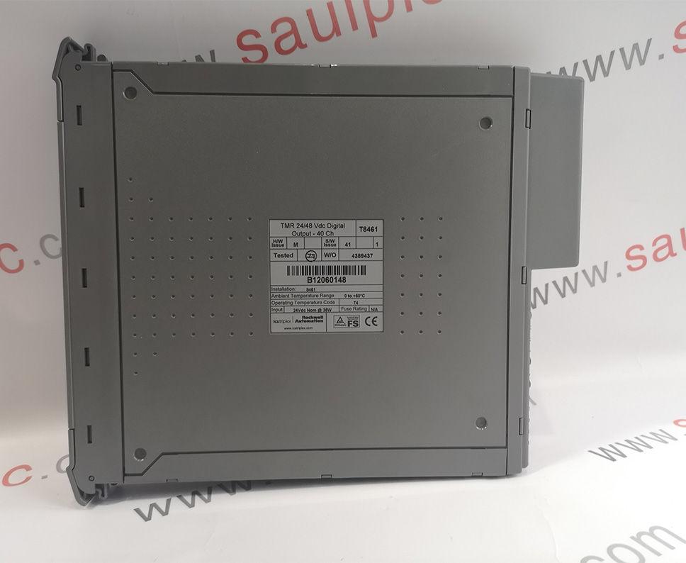 ICS TRIPLEX T8461 Module