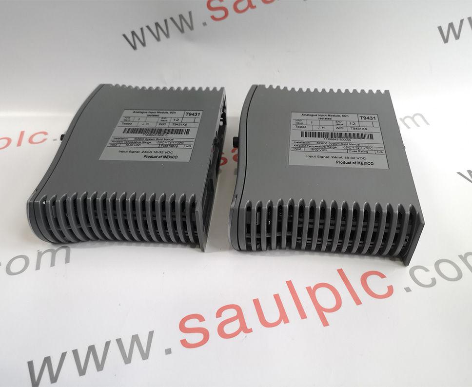 ICS TRIPLEX T9431 Module