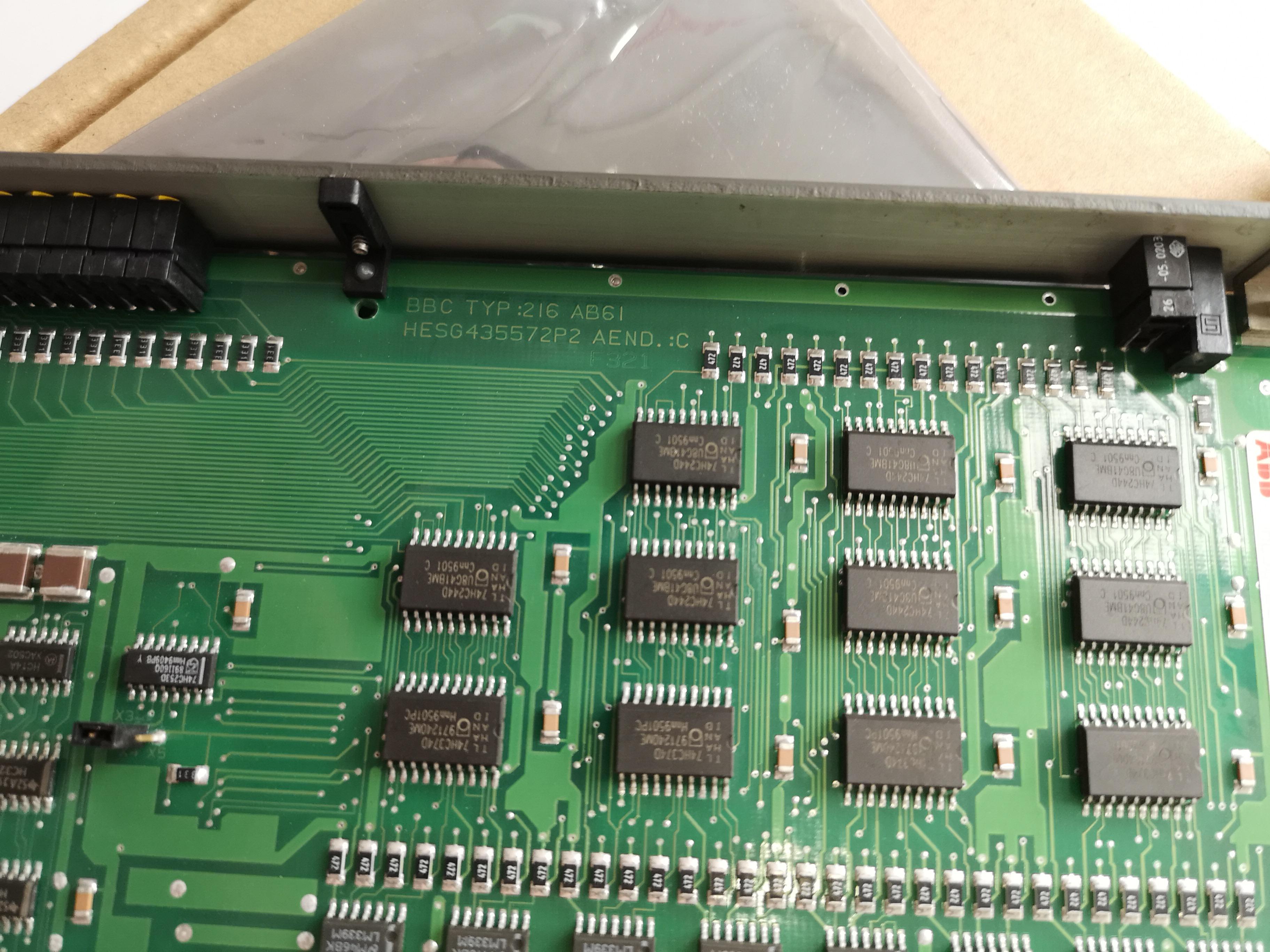 ABB 216AB61 HESG324013R100  HESG216881B module