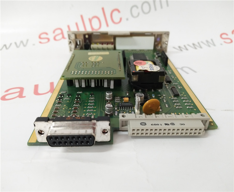 HONEYWELL 05701-A-0301 Single Channel Control Card